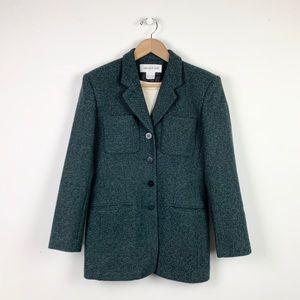 Vintage Jones New York Lightweight Wool Blazer